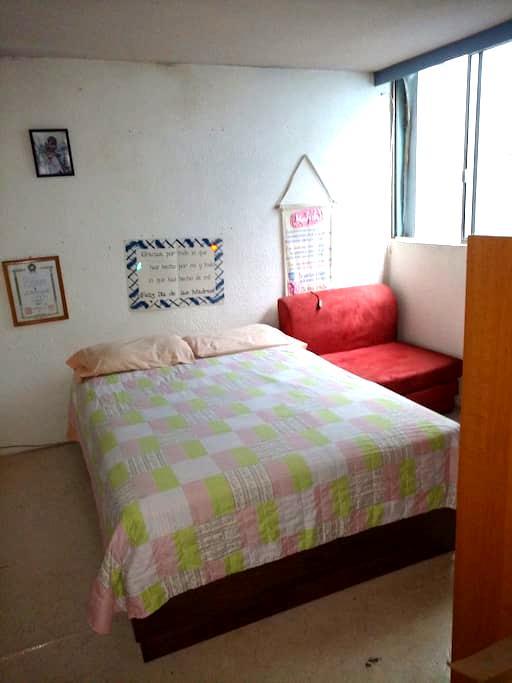 Habitación privada cerca de la BUAP - Heróica Puebla de Zaragoza