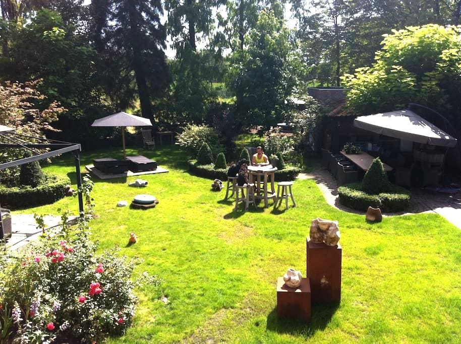 coming home in nature and peace - Geel - Bed & Breakfast