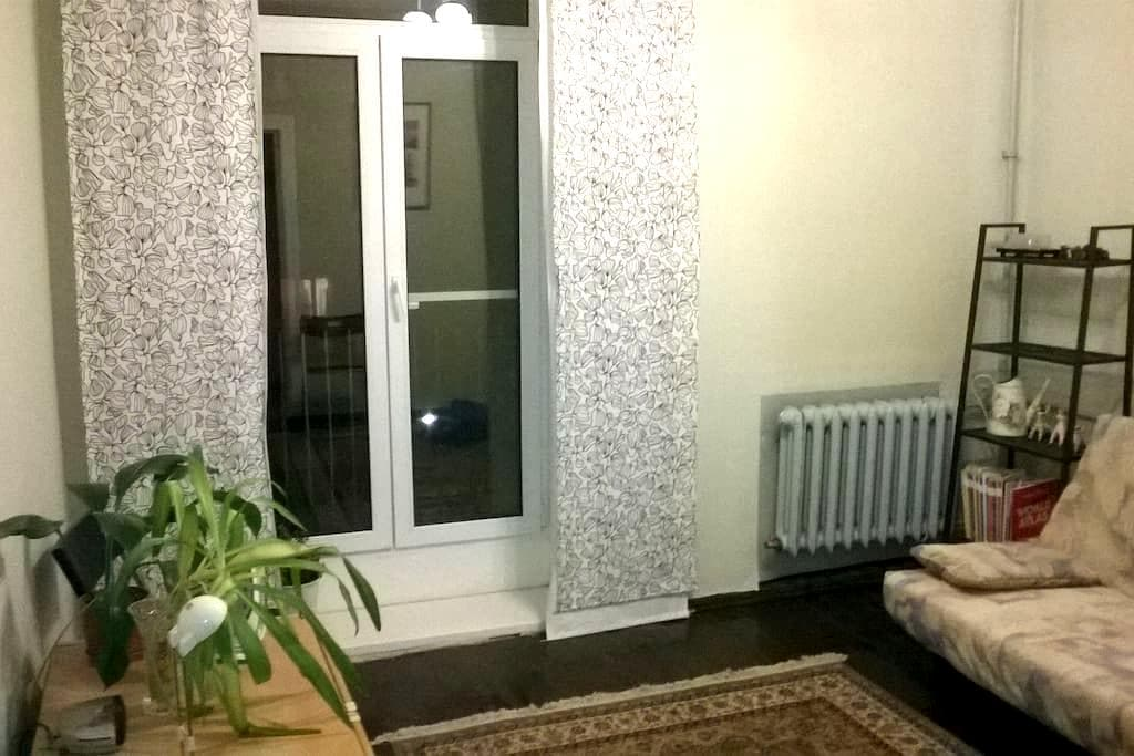 Central accommodation at affordable price - Velikiy Novgorod - Apartamento