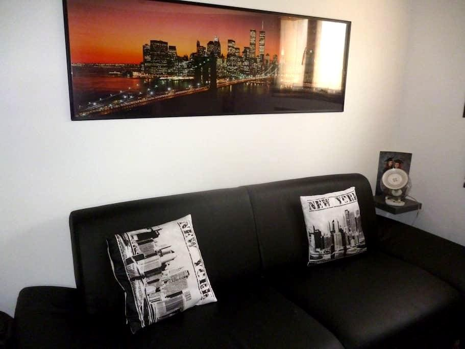 """studio """"les 4 vents"""" - Jassans-Riottier - Condominium"""