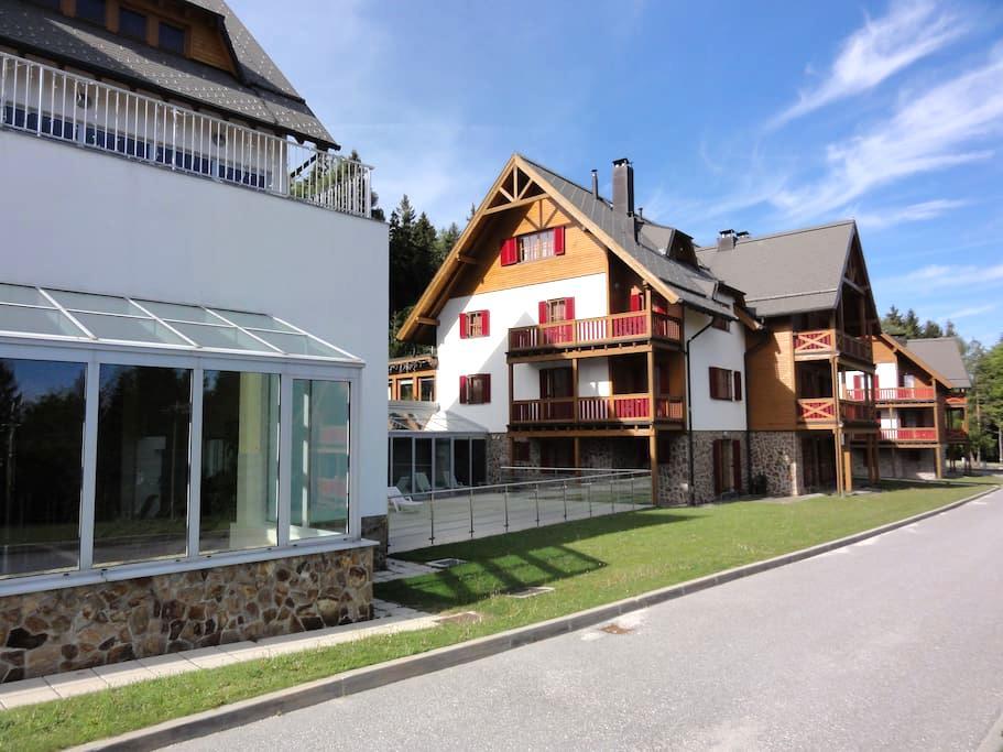 Pohorje Apartment Bolfenk - Hočko Pohorje - Huoneisto