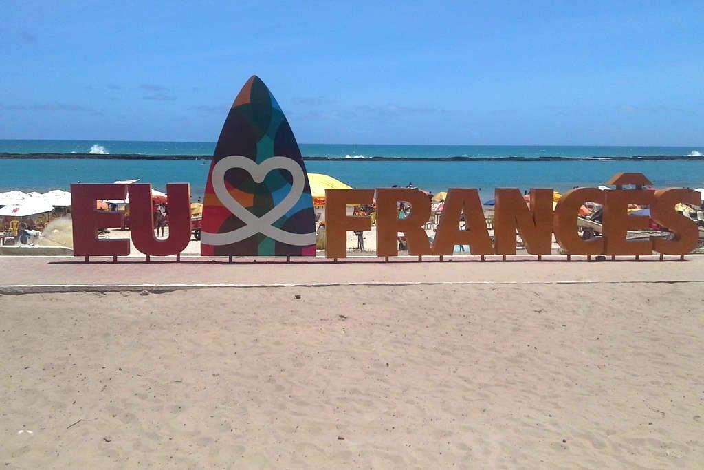Pousada Praia do Francês em Alagoas - Marechal Deodoro