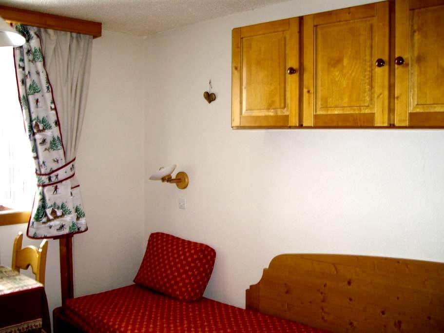 Charmant studio a La Plagne - Aime - Apartment