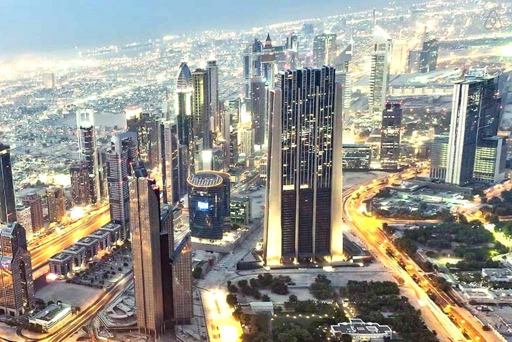 Apartment at Index Tower - Dubai Financial Centre - 두바이(Dubai) - 아파트