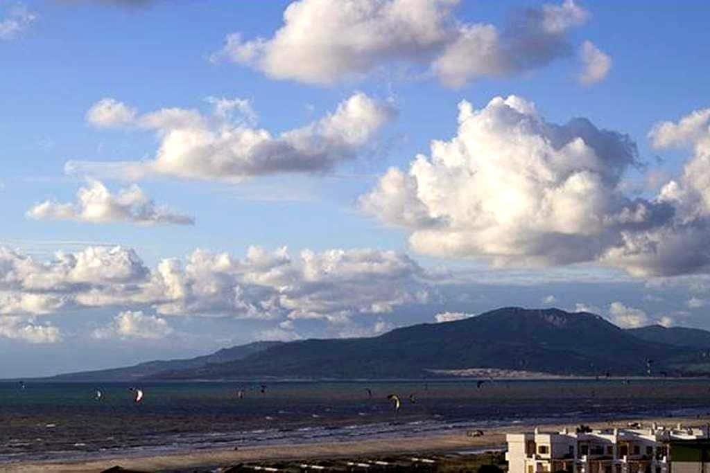 Apto centrico con vistas al mar - Tarifa - Lägenhet