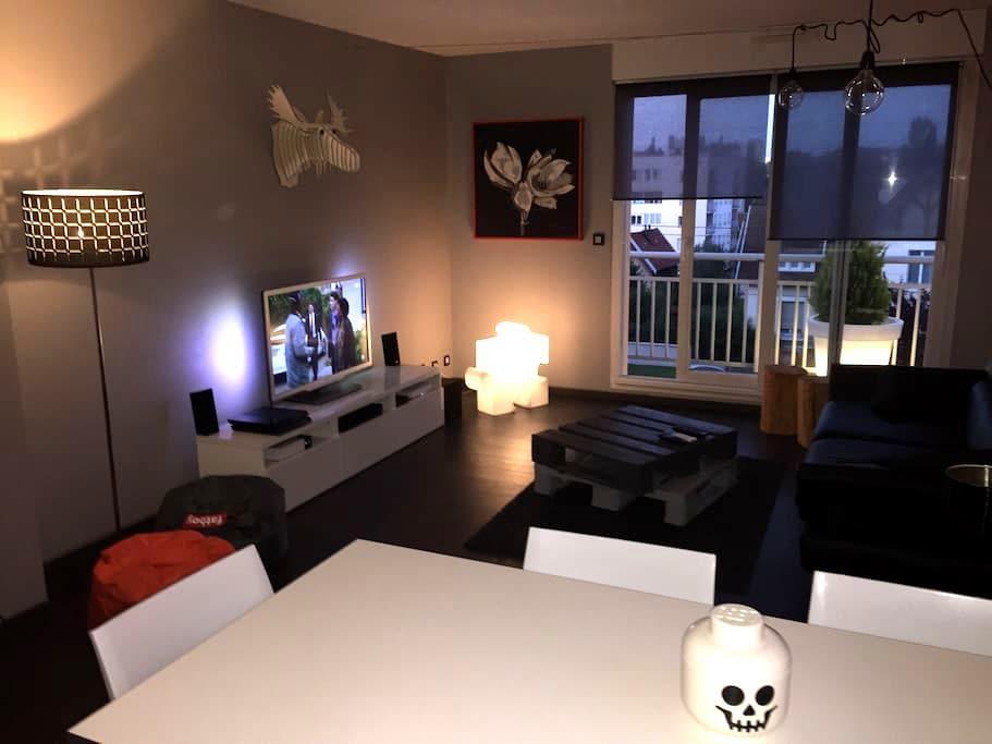 L'appartement de FX - Besançon - Apartemen