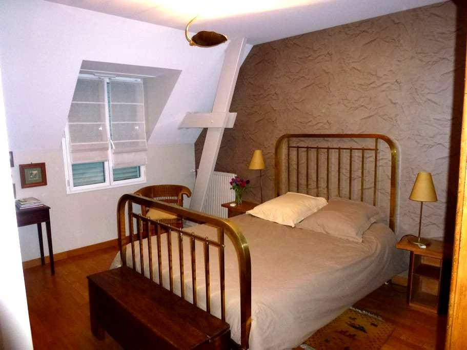 A room in the historical downtown - Angers - Bed & Breakfast