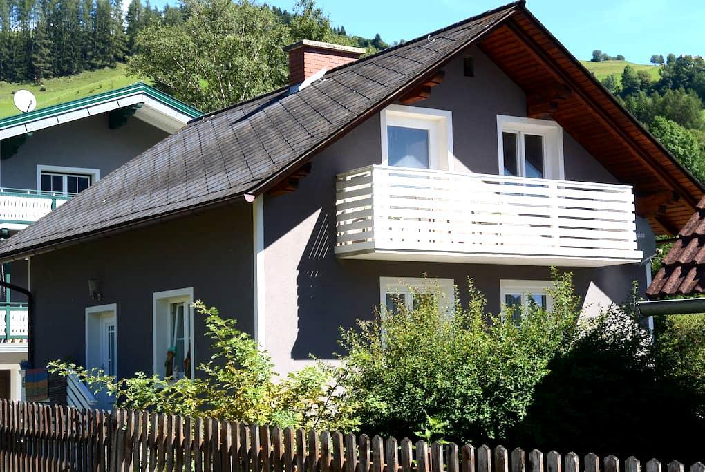 Haus zum entspannen in der Natur - Sankt Peter am Kammersberg - Dom