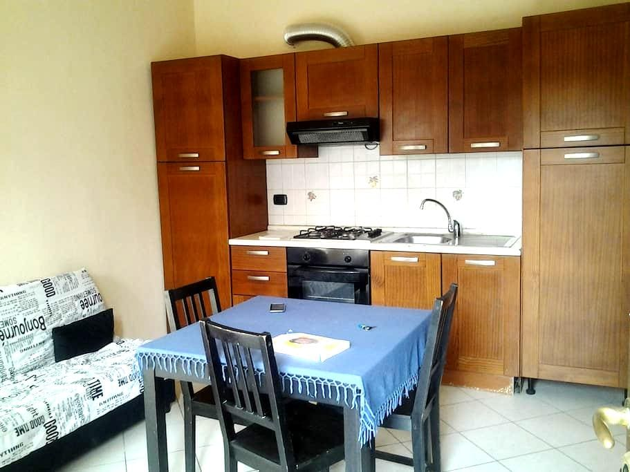 appartamento indipendente con cortile - Pavia