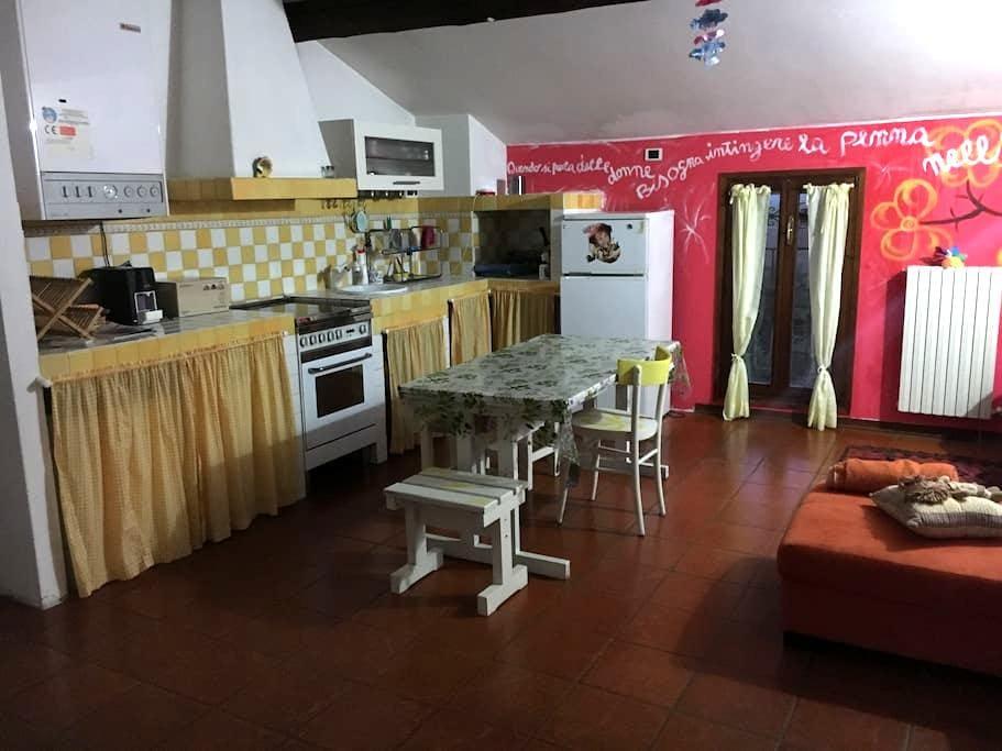 Casa accogliente - Sala bolognese - Leilighet