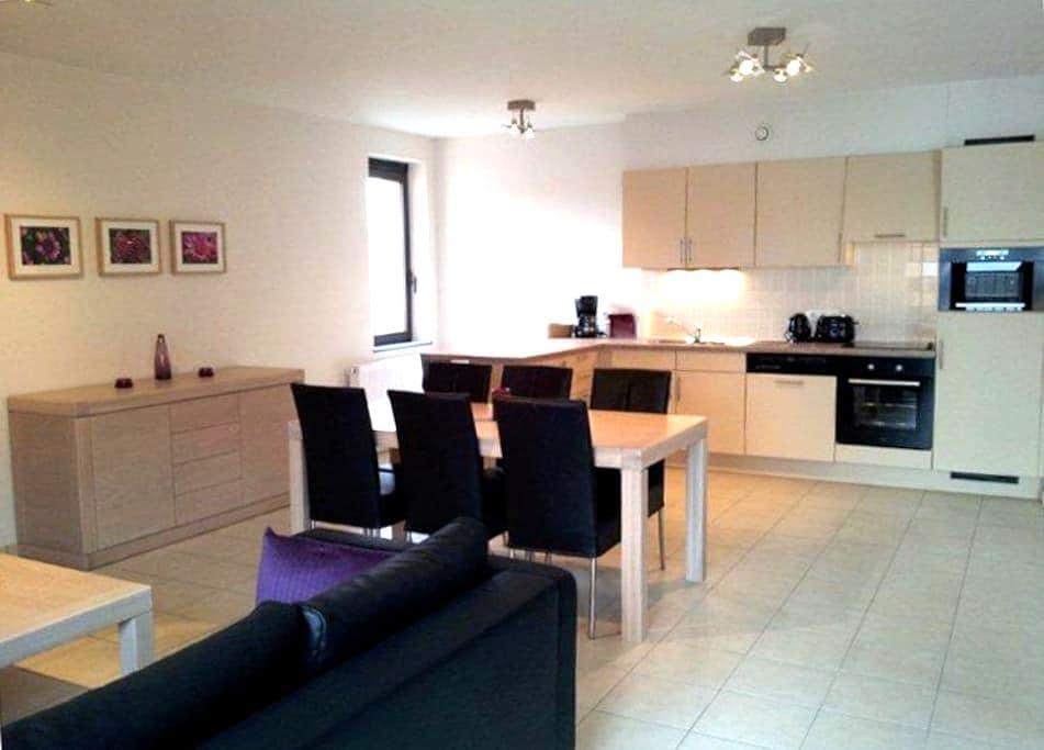 "Leuven ""Oude Markt"" New 2 Bedroom - Flemish Brabant - Apartment"