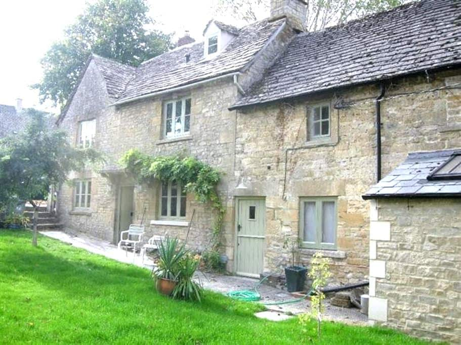 Tannery Cottage, Burford. - Burford - Huis