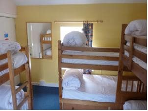Shared Dorm room