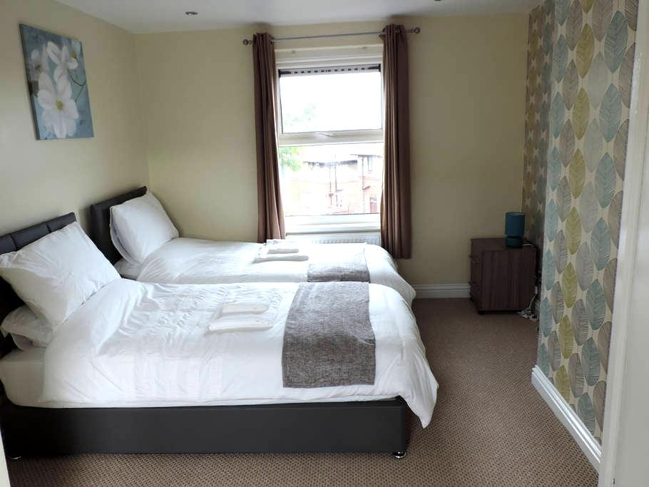 FusionThorne Immaculate 2 Bed House - Sheffield
