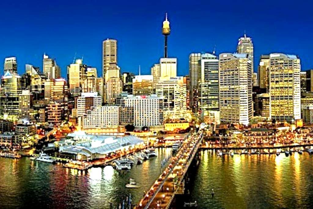 Sydney City Luxury apartment46 - Sydney - Apartment
