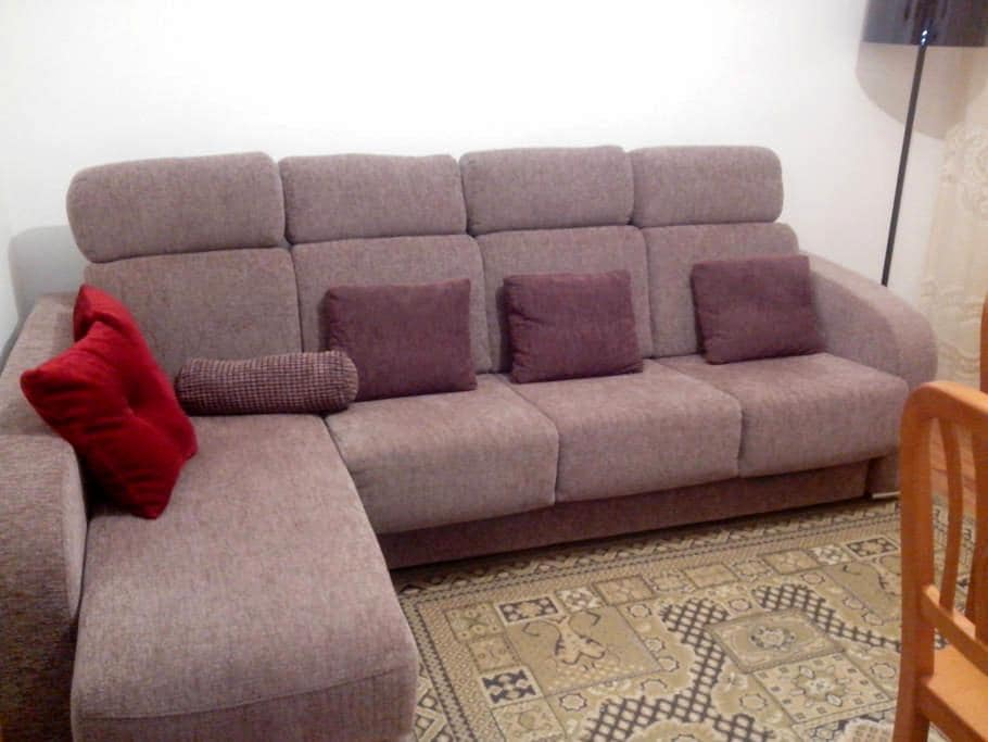 Amplio y cómodo apartamento  Muxia - Muxia