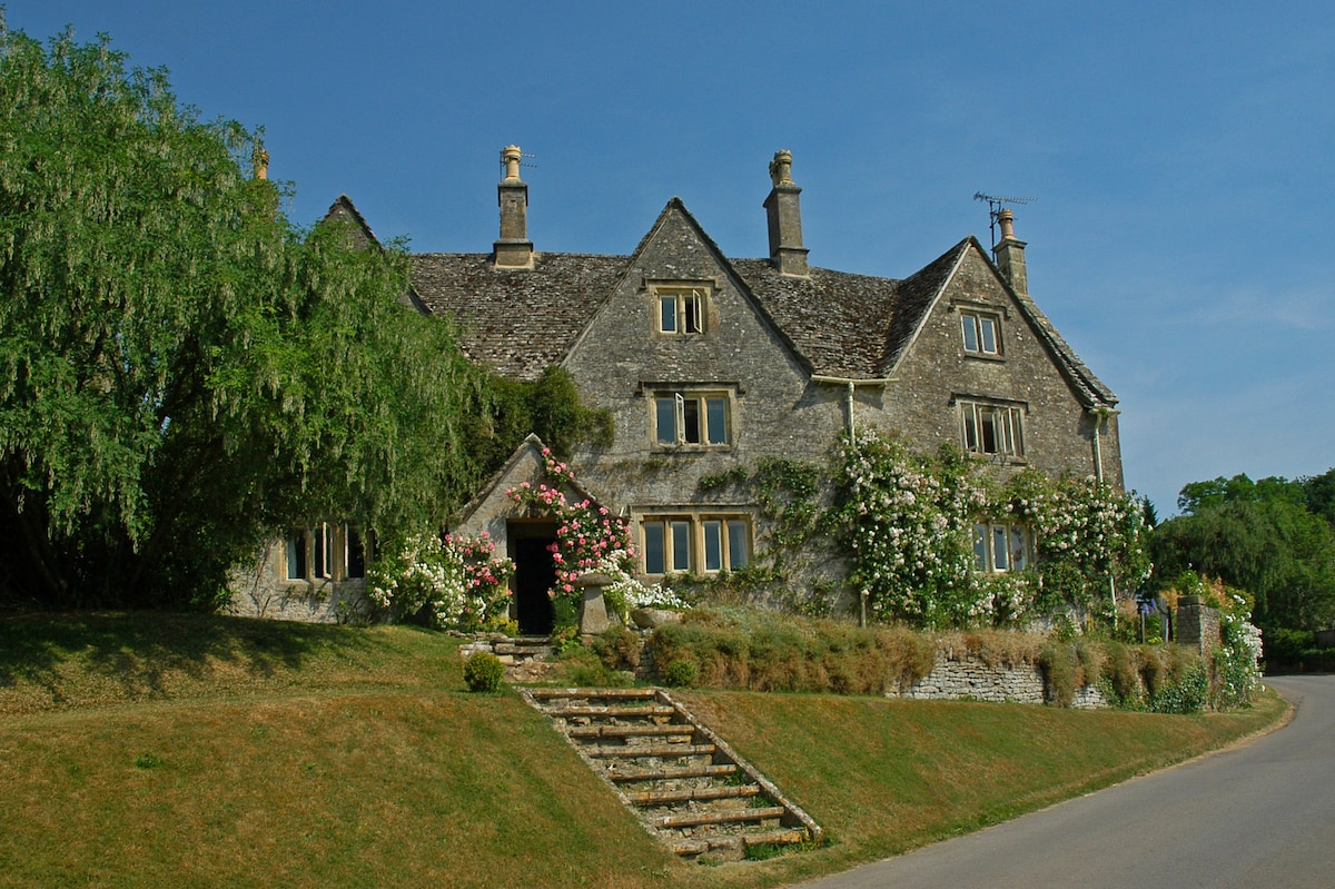 Cotswolds   Nr Bibury & Cirencester