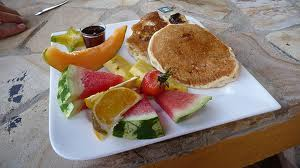 This can be your breakfast at Monte Terras
