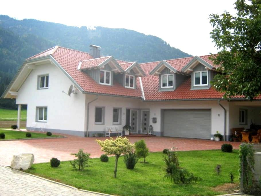 Lenzbauer - Baldramsdorf - 公寓