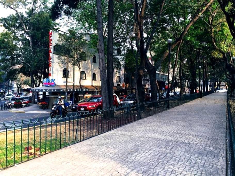 Mexico Cultural neighborhood - Ciudad de México - Condominium