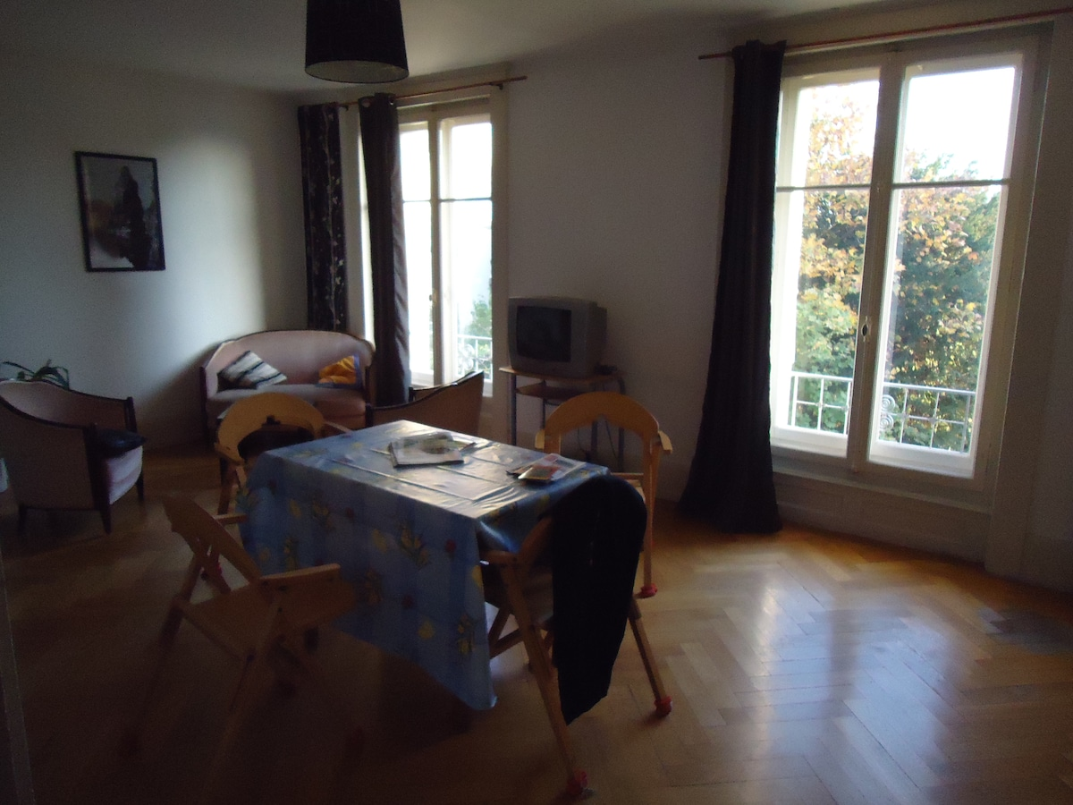 Apartement sharing/2 Rooms to rent