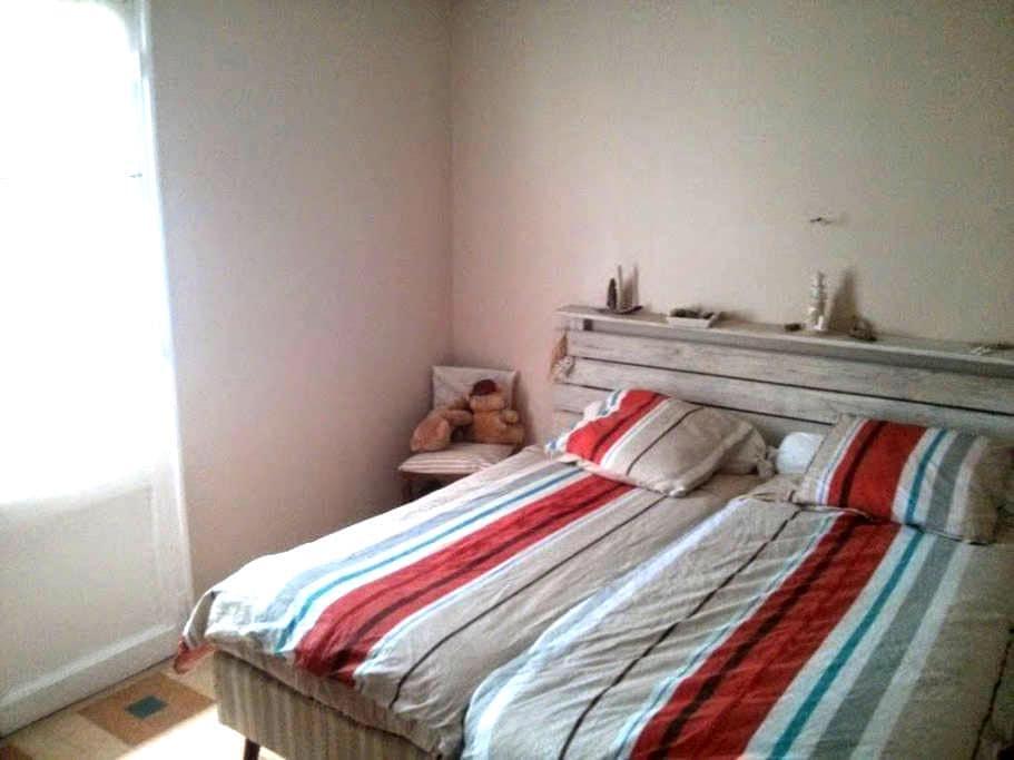 Charmante maison de vacances - Meschers-sur-Gironde - Casa