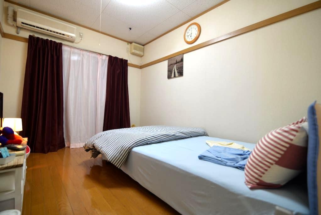 【B室】岩手 平泉 中尊寺 金色堂  前沢 スキー - hiraizumi.oshu.maesawa - Appartement