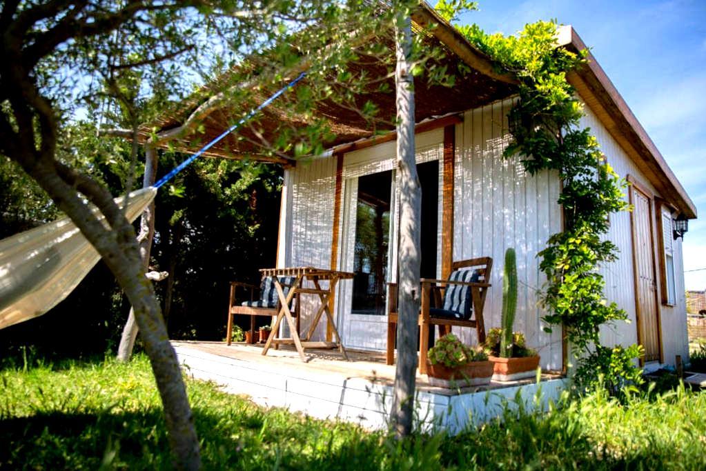 Cabaña Romantica  - Playa de El Palmar - Casa