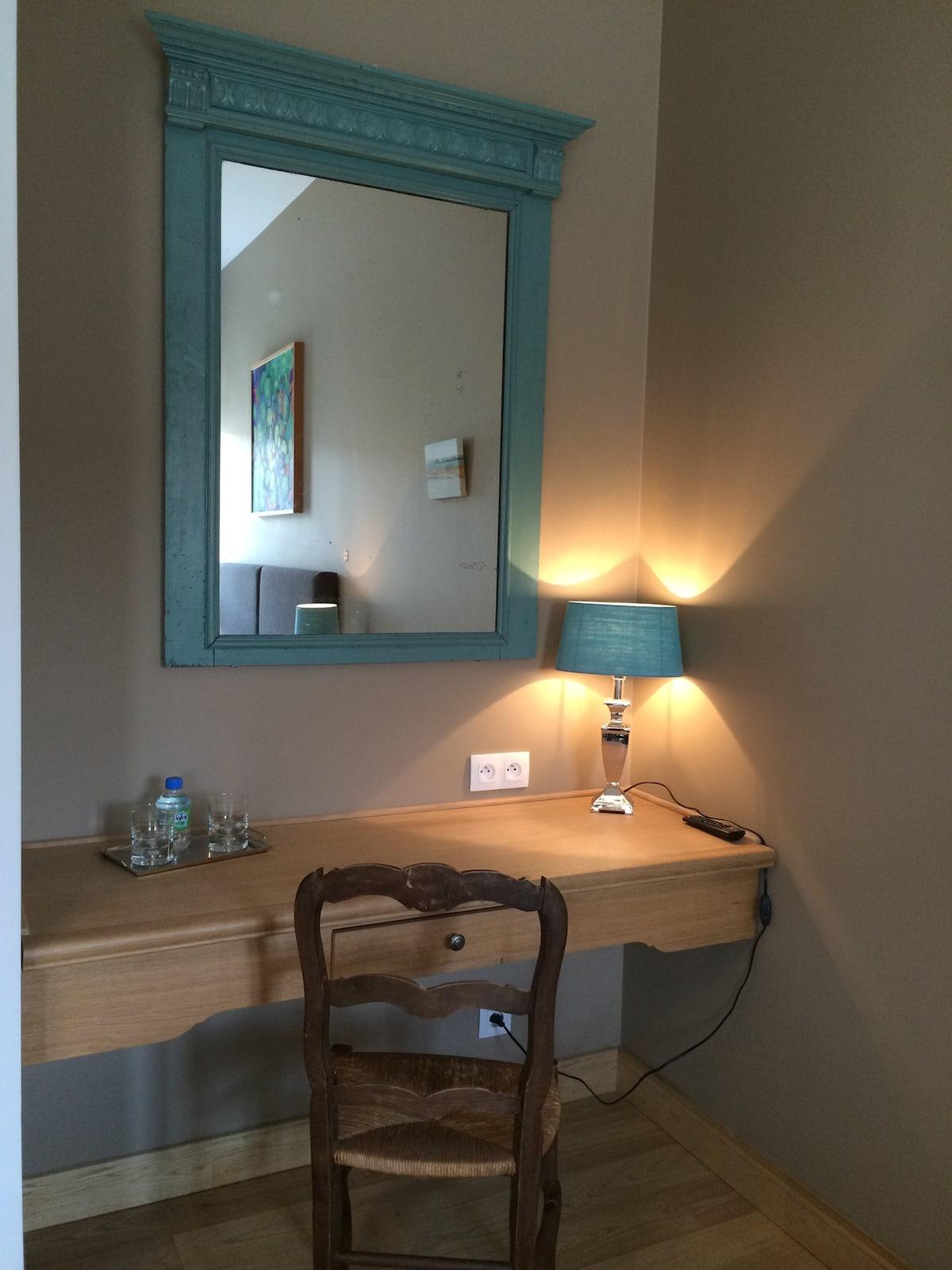 Chambre d'hôtes grand confort 4*