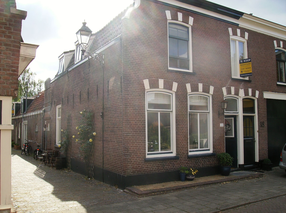 House in old centre of Oudewater!