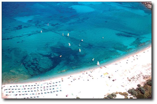 Sardinia is a beautifully unspoilt island in the middle of the Mediterranean Sea