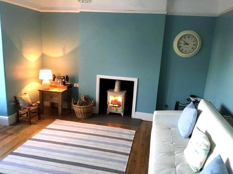 Charming holiday cottage, quiet location nr Fowey - Tywardreath - House