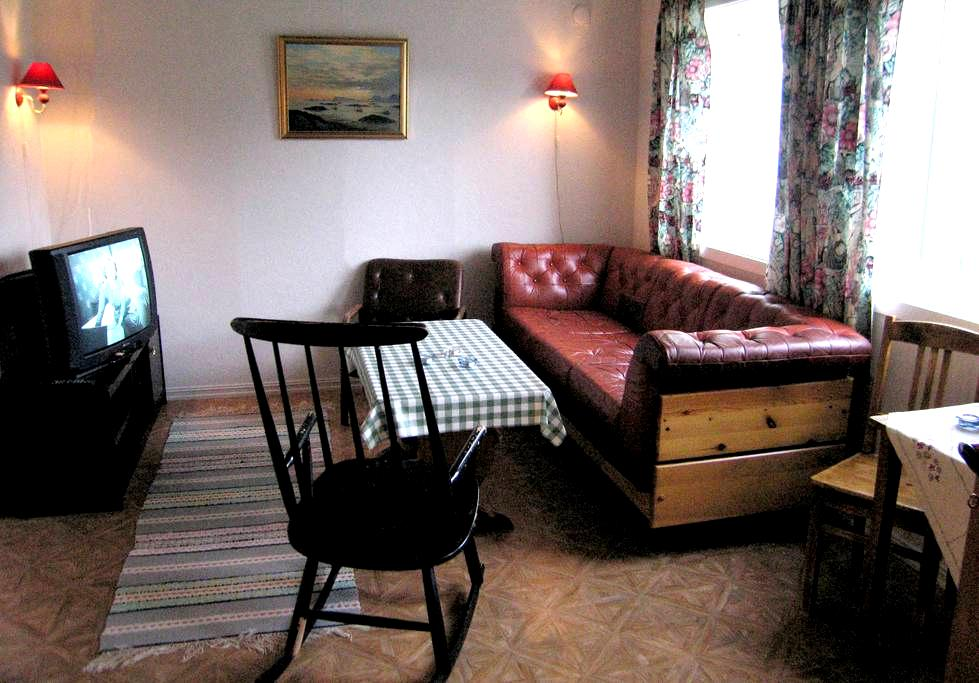 Cosy apartment in beautiful Fredvang - Fredvang - Leilighet