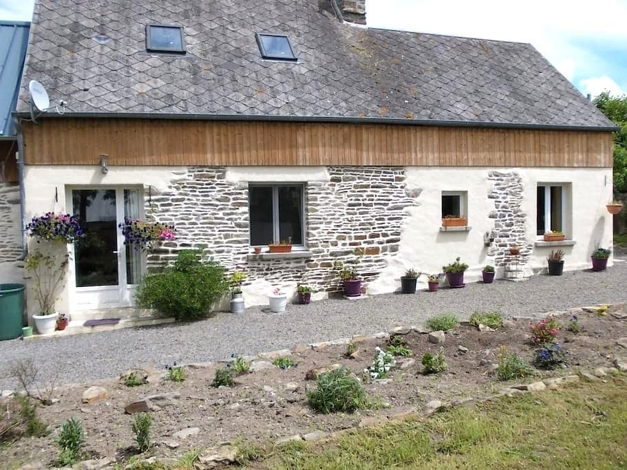 Le Mont St Michel, gite du Servon - Servon - บ้าน