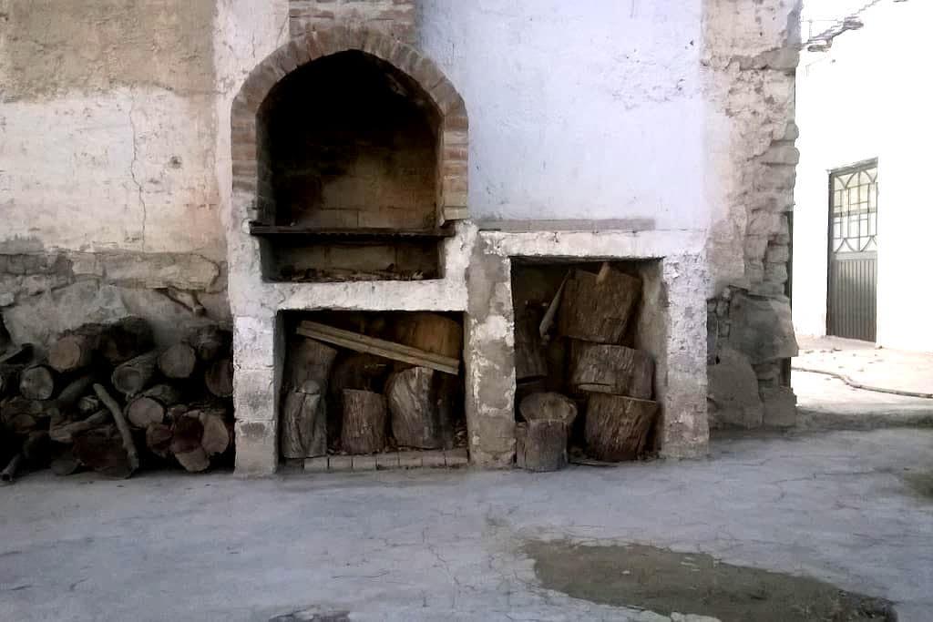 Habitacion Familiar Campestre - Parras de la Fuente - Byt