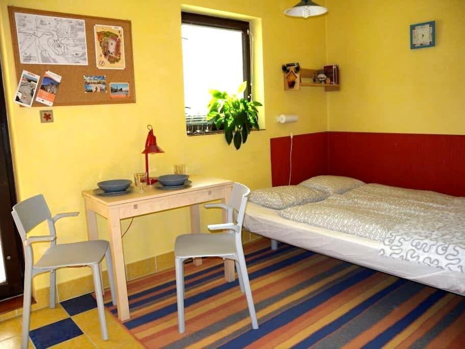 Private room with bathroom - Nové Město nad Metují