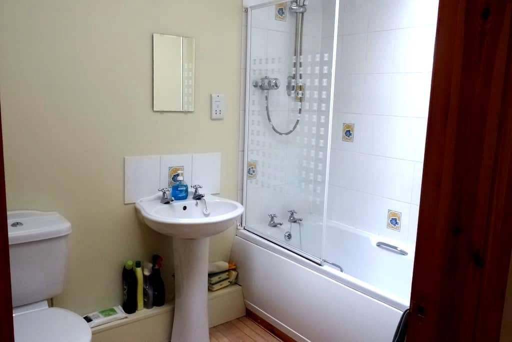 Double room with en suite bathroom - Aberdeenshire - House
