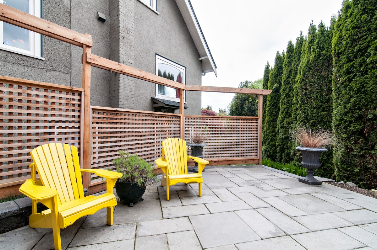 2bd suite in GREAT Vancouver area