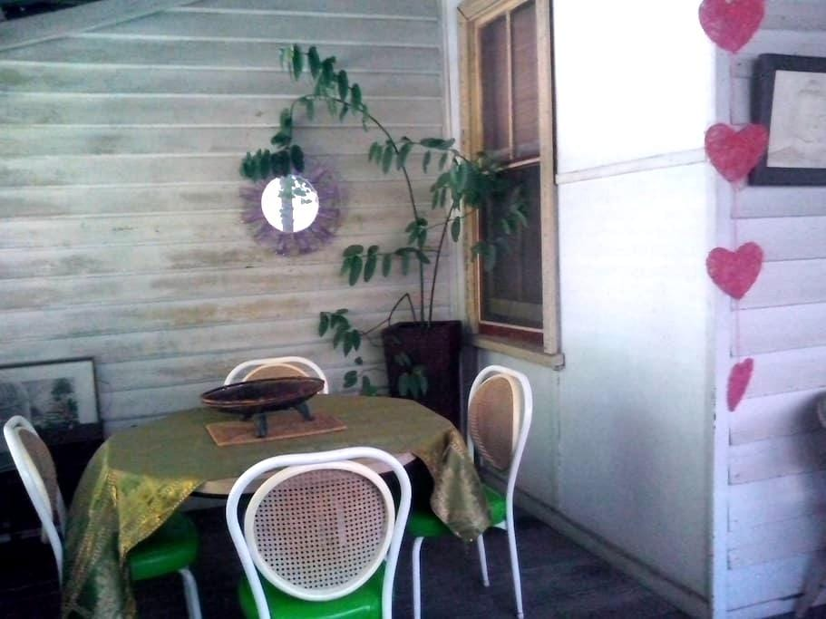 Large comfy room(URL HIDDEN) - Subiaco - Rumah