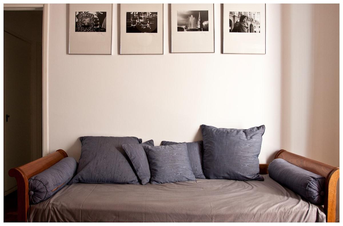 sofa or sofa bed