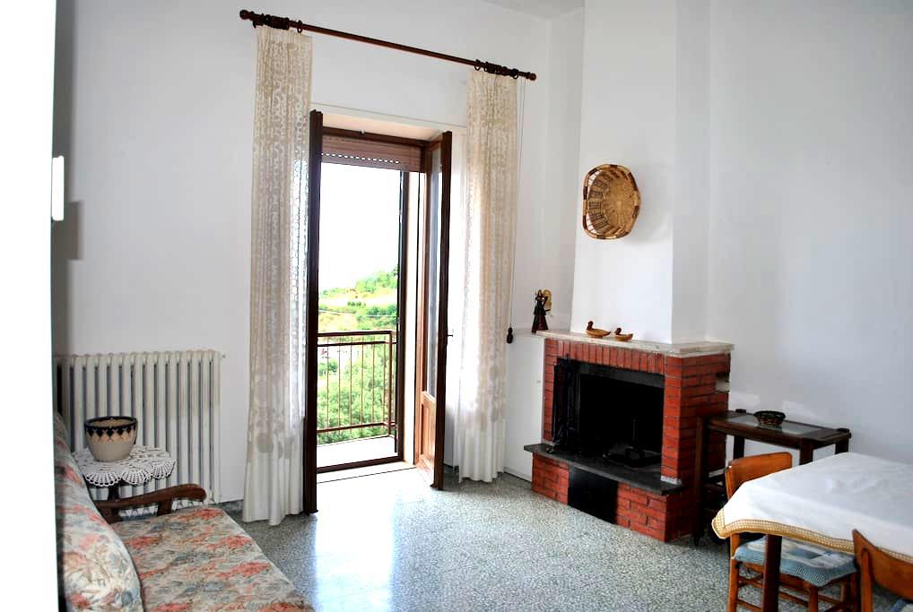 Appartamento panoramico in centro - Montefiascone - 公寓