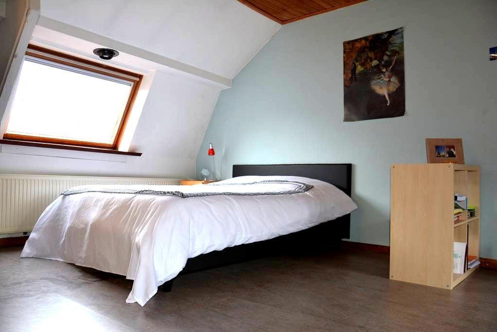 Cozy studio in city centre - Gand - Appartement
