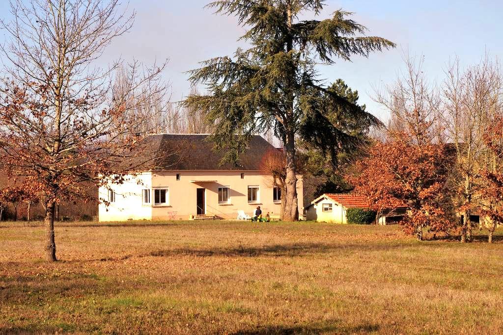 Le Combel - Gourdon - House