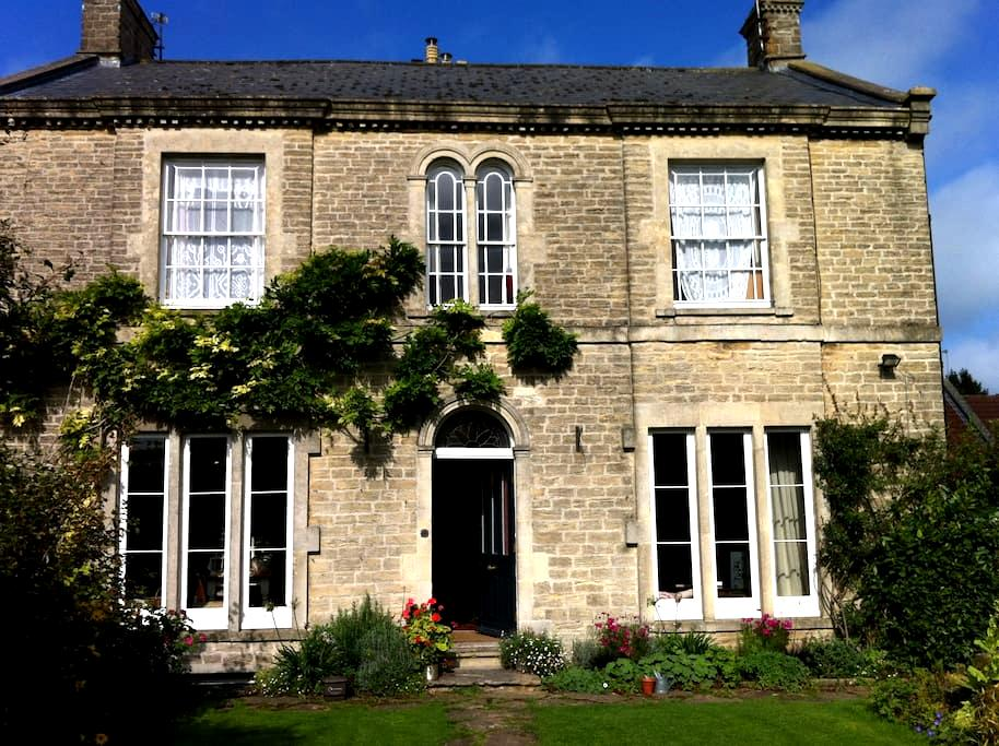 Vallis Lodge - Frome - Bed & Breakfast