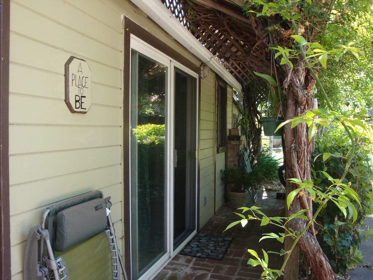 artists retreat a place to be cabins for rent in santa rosa