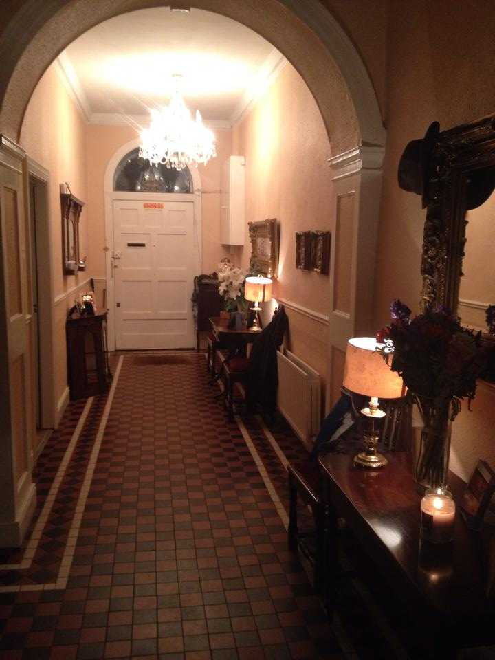 Entrance hall to welcome you to our home!