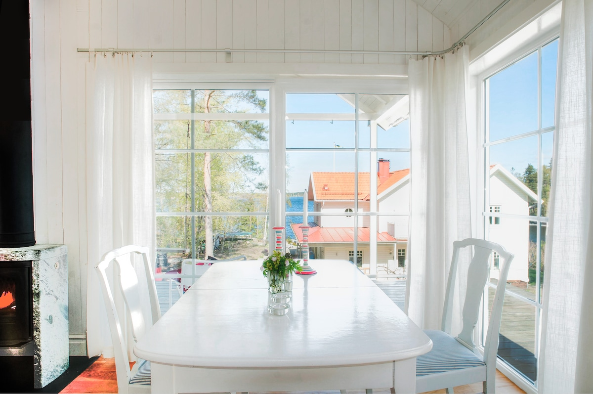 Charming bungalow with sea view!