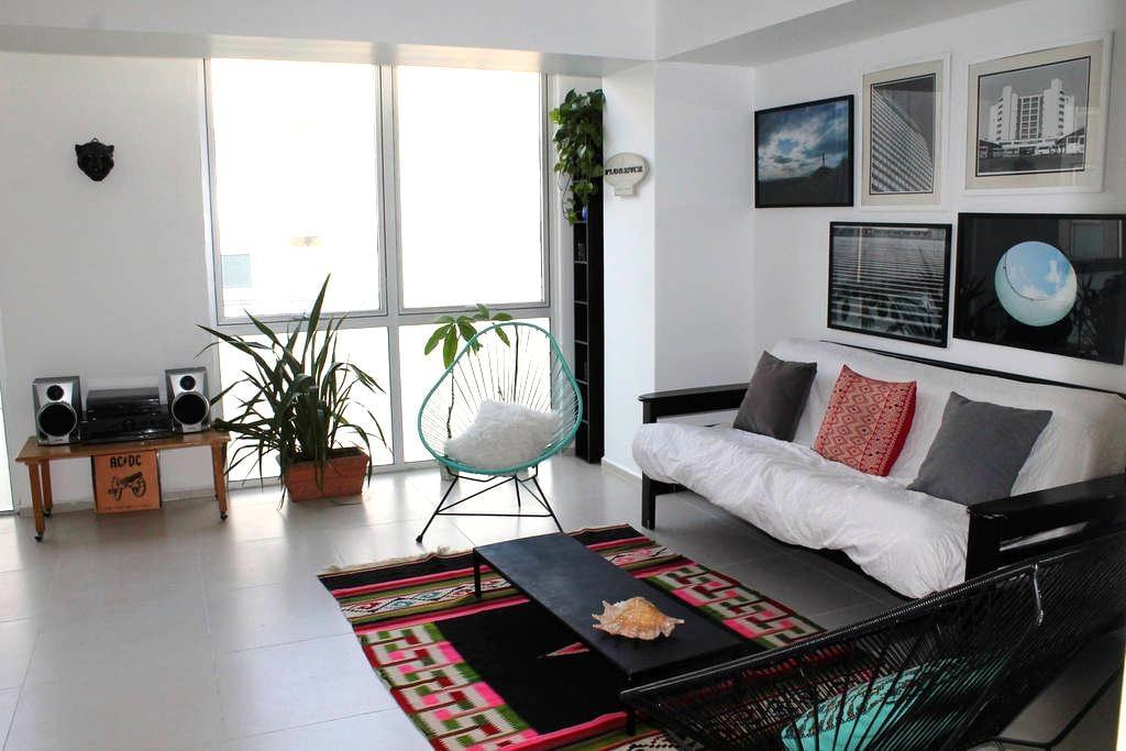 Cozy Room in La Roma Norte w/Double Bed & GYM - Πόλη του Μεξικού - Διαμέρισμα