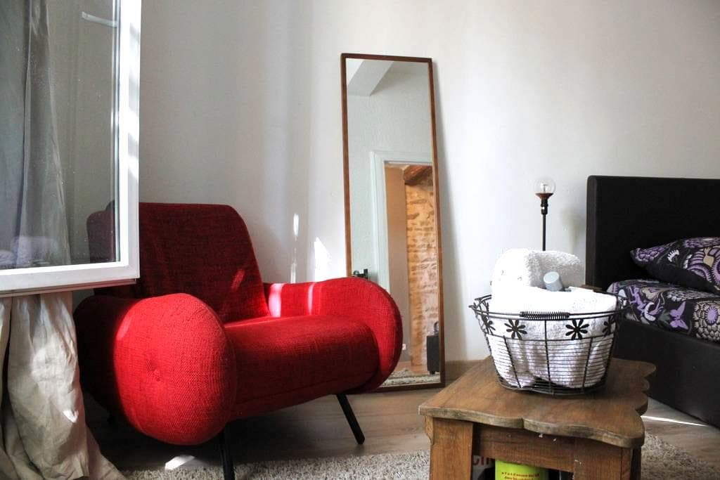 Apartment in town center, ideal for a couples - Lunel