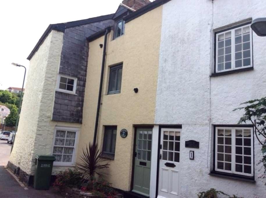 Rosemary Cottage, Brixham - Brixham